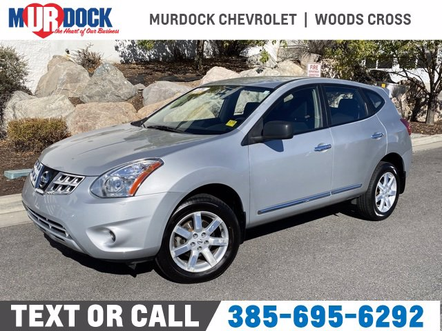 Pre-Owned 2012 Nissan Rogue S All Wheel Drive Wagon 4 Dr.