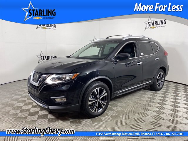 Pre-Owned 2017 Nissan Rogue Wagon 4 Dr.