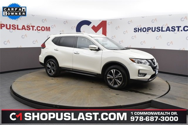 Pre-Owned 2017 Nissan Rogue All Wheel Drive Wagon 4 Dr.