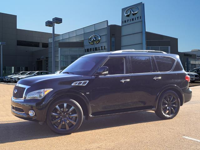 Pre-Owned 2014 INFINITI QX80 ALL_WHEEL_DRIVE Sport Utility