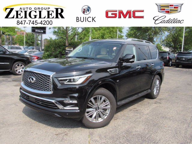 Pre-Owned 2019 INFINITI QX80 LUXE NA Wagon 4 Dr.