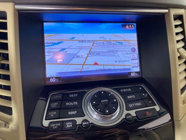 Pre-Owned 2017 INFINITI QX70