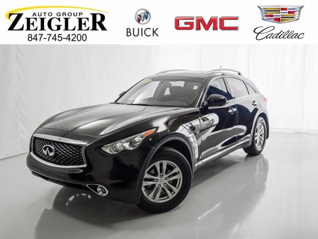 Pre-Owned 2017 INFINITI QX70 BASE NA Wagon 4 Dr.