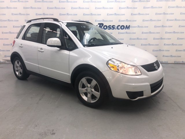 Used 2012 Suzuki SX4 Crossover in Pennsylvania