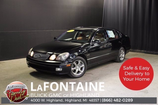 Pre-Owned 2003 Lexus GS 300 Rear Wheel Drive Sedan 4 Dr.