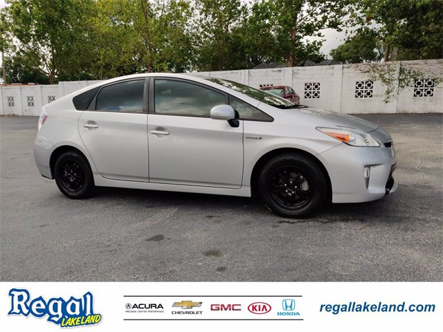 Pre-Owned 2012 Toyota Prius