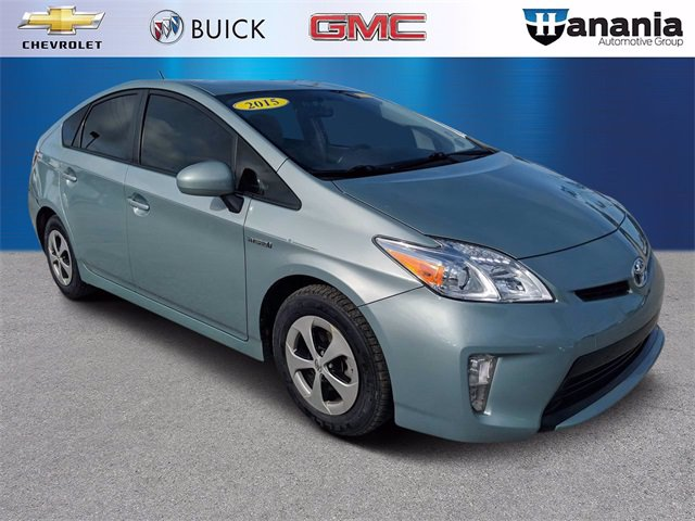Pre-Owned 2015 Toyota Prius Four NA Hatchback 4 Dr.