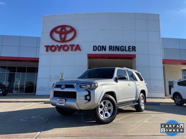 2016 Toyota 4Runner SR5/Limited/SR5 Premium