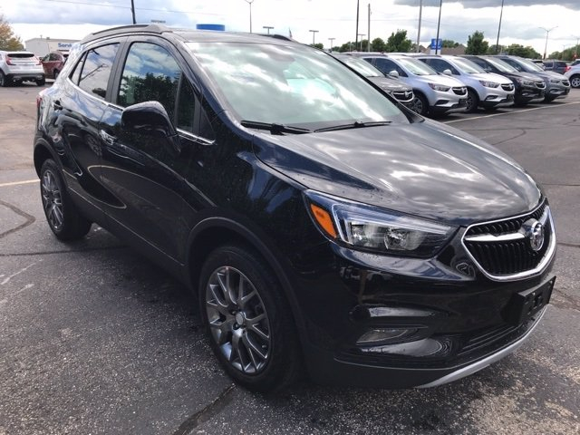 2020 Buick Encore Sport Touring