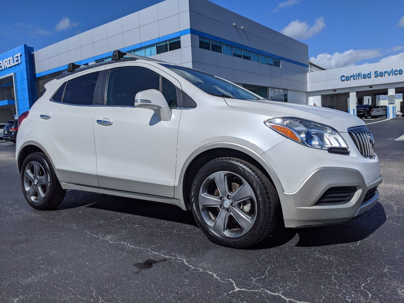 2014 Buick Encore Others