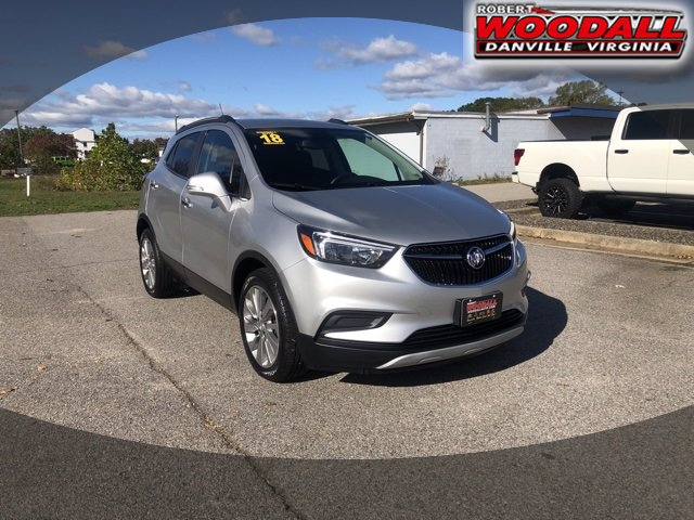 2018 Buick Encore Others