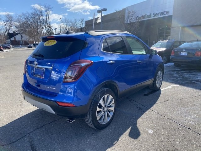 2017 Buick Encore Preferred Crossover