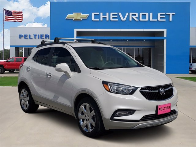 Used 2017 Buick Encore Preferred II SUV for sale in Tyler, TX