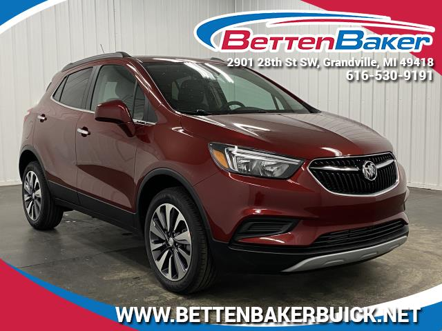 2021 Buick Encore Preferred