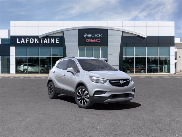 New 2021 Buick Encore Preferred ALL WHEEL DRIVE SUV