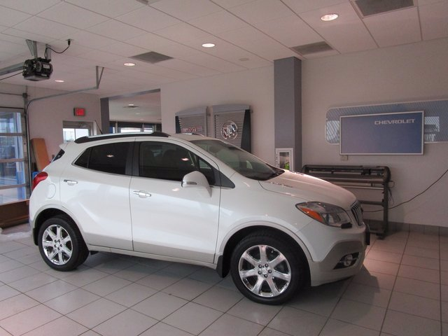 Pre-Owned 2014 Buick Encore Premium All Wheel Drive Crossover