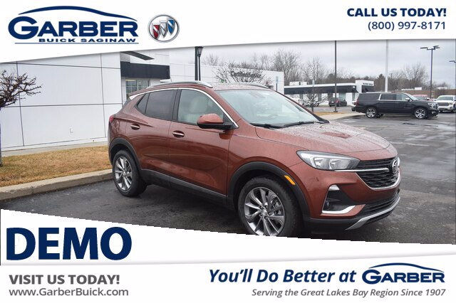 New 2020 Buick Encore GX Select Front Wheel Drive SUV