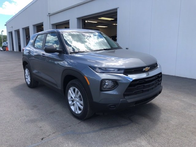 New 2021 Chevrolet Trailblazer LS All Wheel Drive SUV
