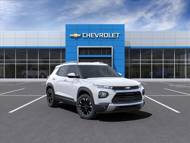 New 2021 Chevrolet Trailblazer LT All Wheel Drive SUV