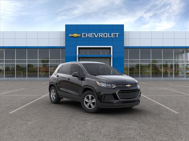New 2020 Chevrolet Trax LS Front Wheel Drive Crossover