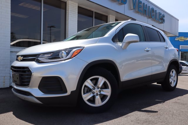 Certified Pre-Owned 2018 Chevrolet Trax LT FRONT_WHEEL_DRIVE SUV