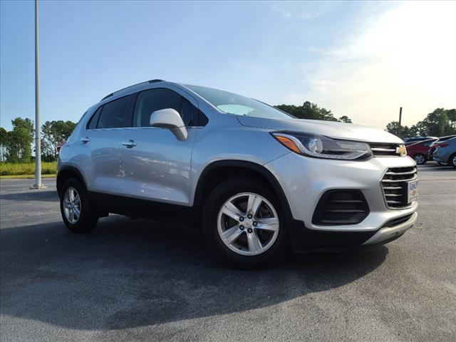 2018 Chevrolet Trax LT Sport Utility