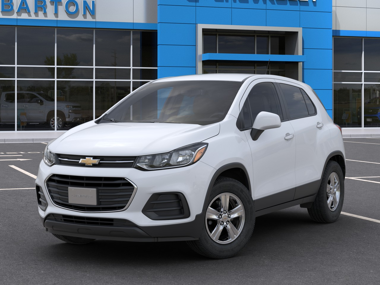 New 2020 Chevrolet Trax LS SUV AWD