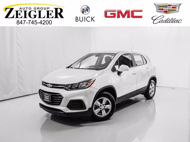 Pre-Owned 2017 Chevrolet Trax LS ALL_WHEEL_DRIVE SUV