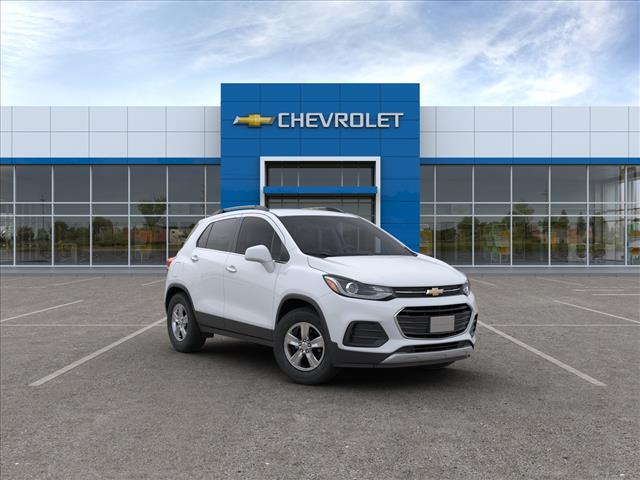 New 2020 Chevrolet Trax LT All Wheel Drive Crossover
