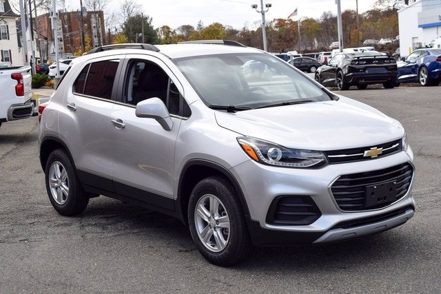 New 2020 Chevrolet Trax LT AWD SUV