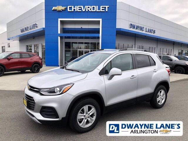 2020 Chevrolet Trax LT