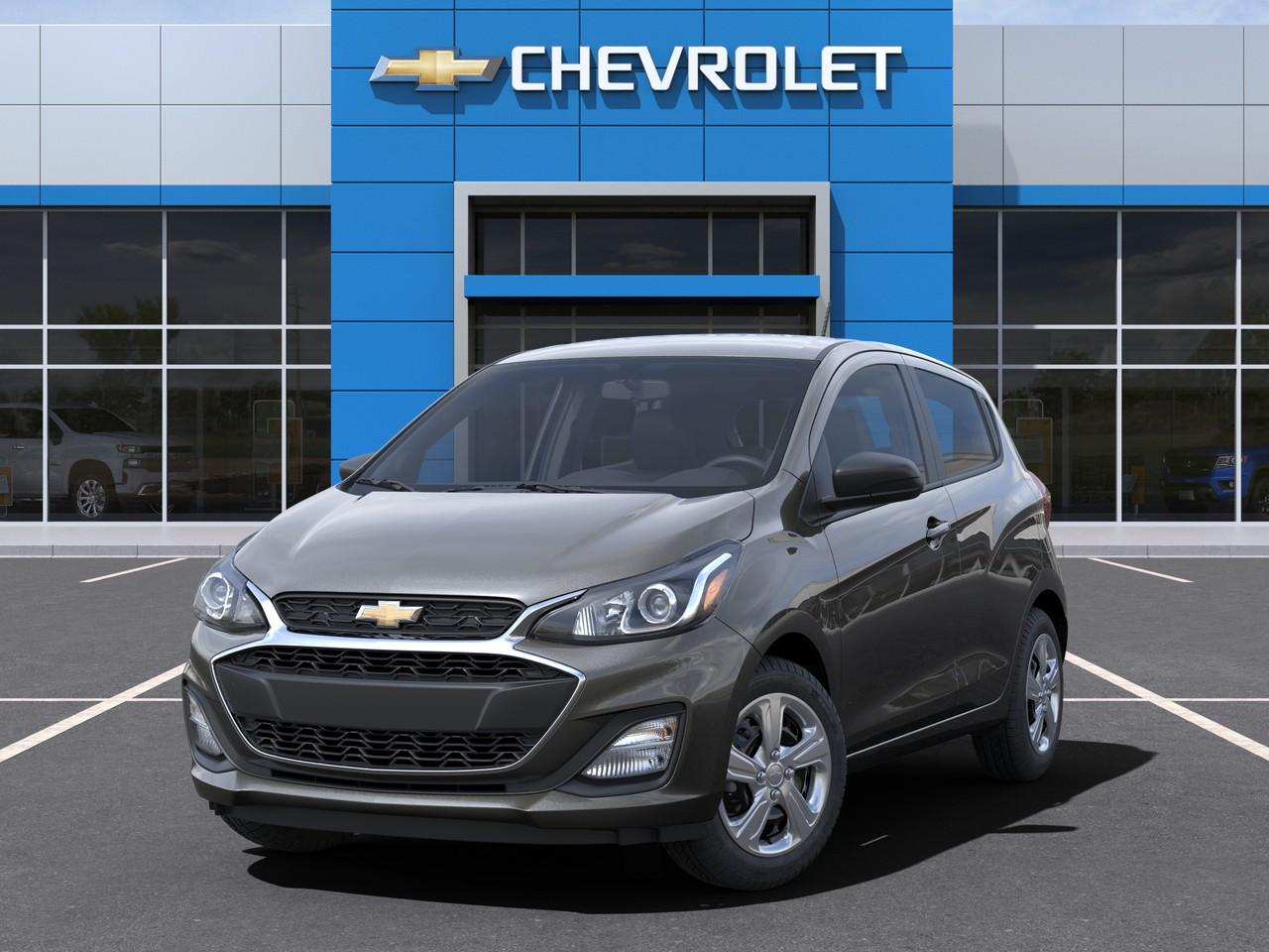 2021 Chevrolet Spark LS Manual Car