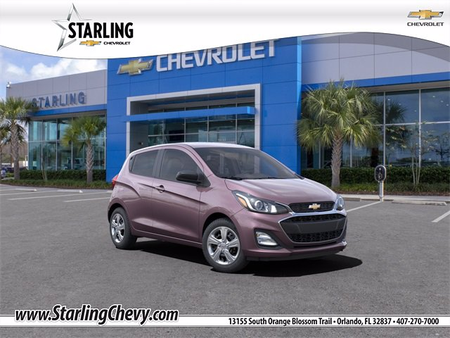 New 2021 Chevrolet Spark LS Automatic FRONT WHEEL DRIVE Hatchback