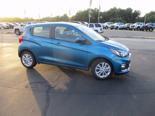 2021 Chevrolet Spark 1LT Manual Car