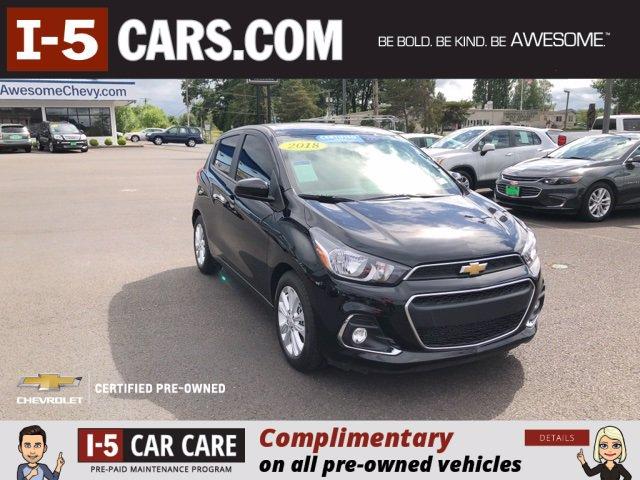 2018 Chevrolet Spark LT Car