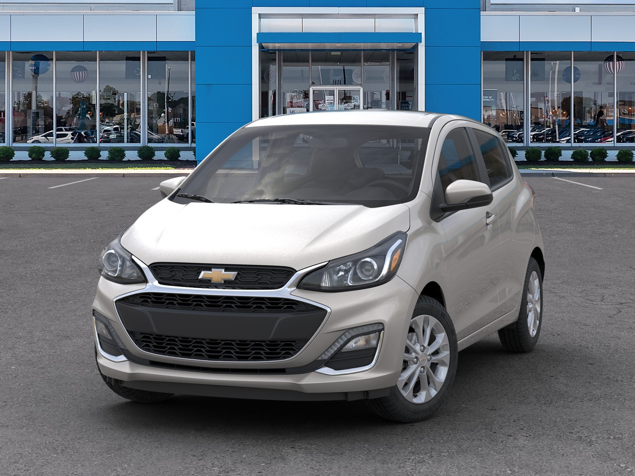New 2020 Chevrolet Spark 1LT Automatic Front Wheel Drive Compact