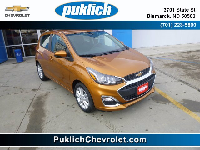 New 2020 Chevrolet Spark 1LT Automatic Front Wheel Drive Hatchback