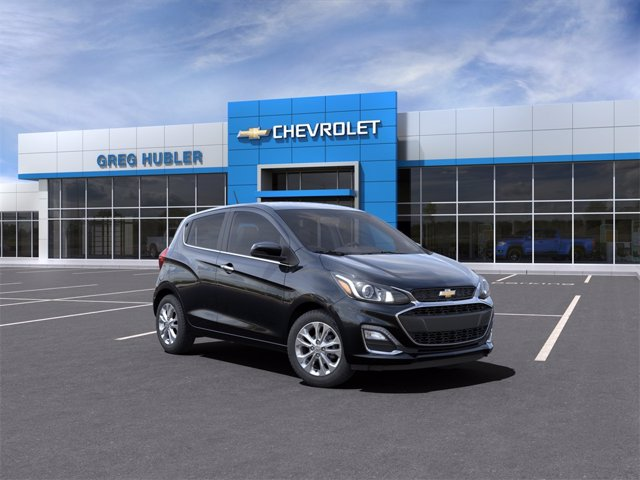 New 2021 Chevrolet Spark 2LT Automatic Front Wheel Drive Hatchback