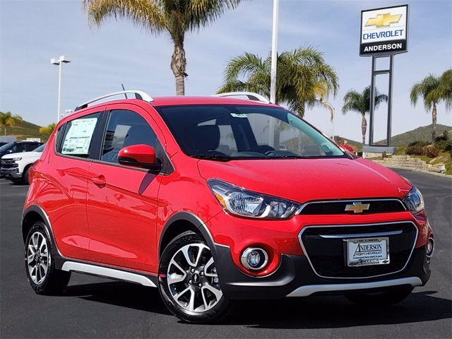 New 2020 Chevrolet Spark ACTIV Automatic