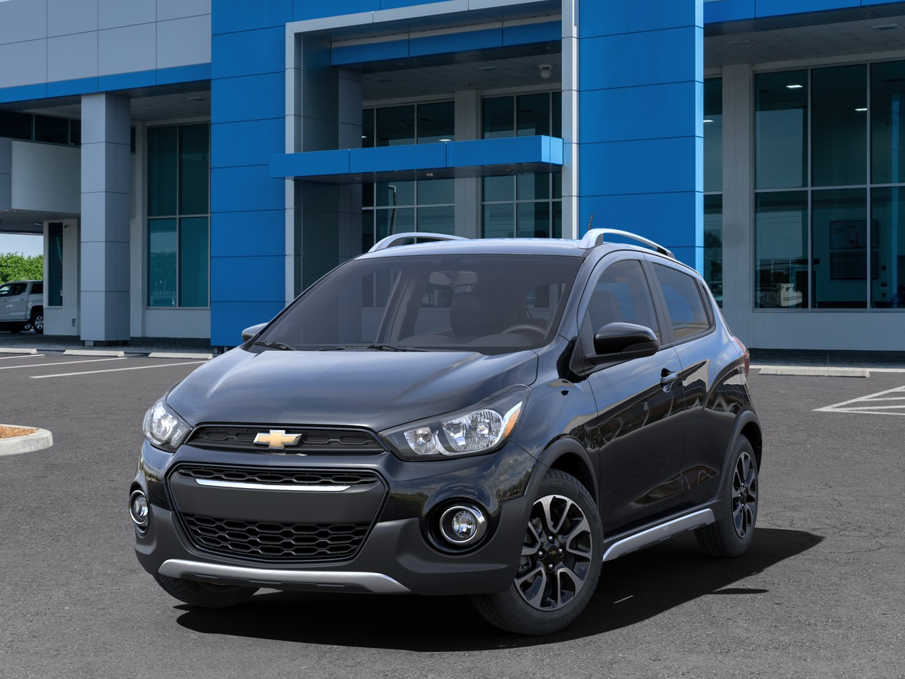 New 2021 Chevrolet Spark ACTIV Automatic FRONT WHEEL DRIVE Hatchback