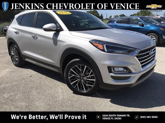 Pre-Owned 2020 Hyundai Tucson Limited