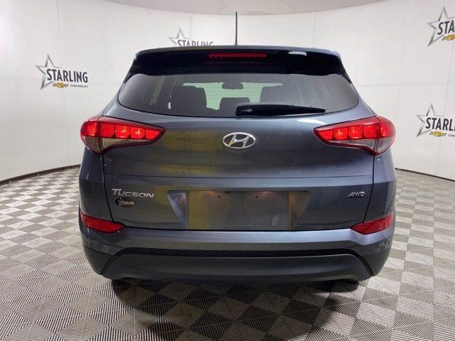 Pre-Owned 2016 Hyundai Tucson