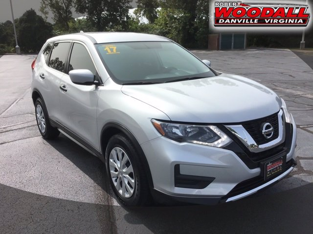 Pre-Owned 2017 Nissan Rogue NA Wagon 4 Dr.