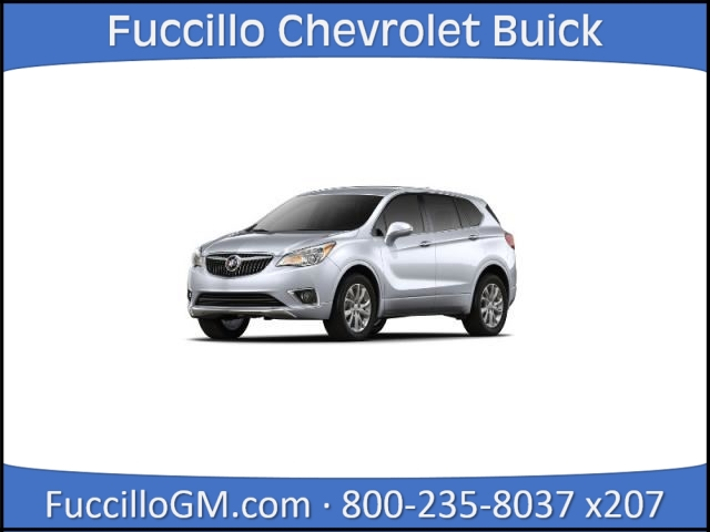 2020 Buick Envision Preferred Group Crossover