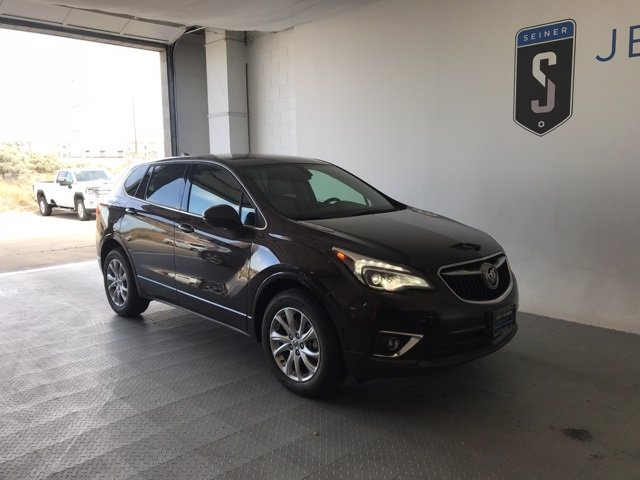 2020 Buick Envision Preferred Group