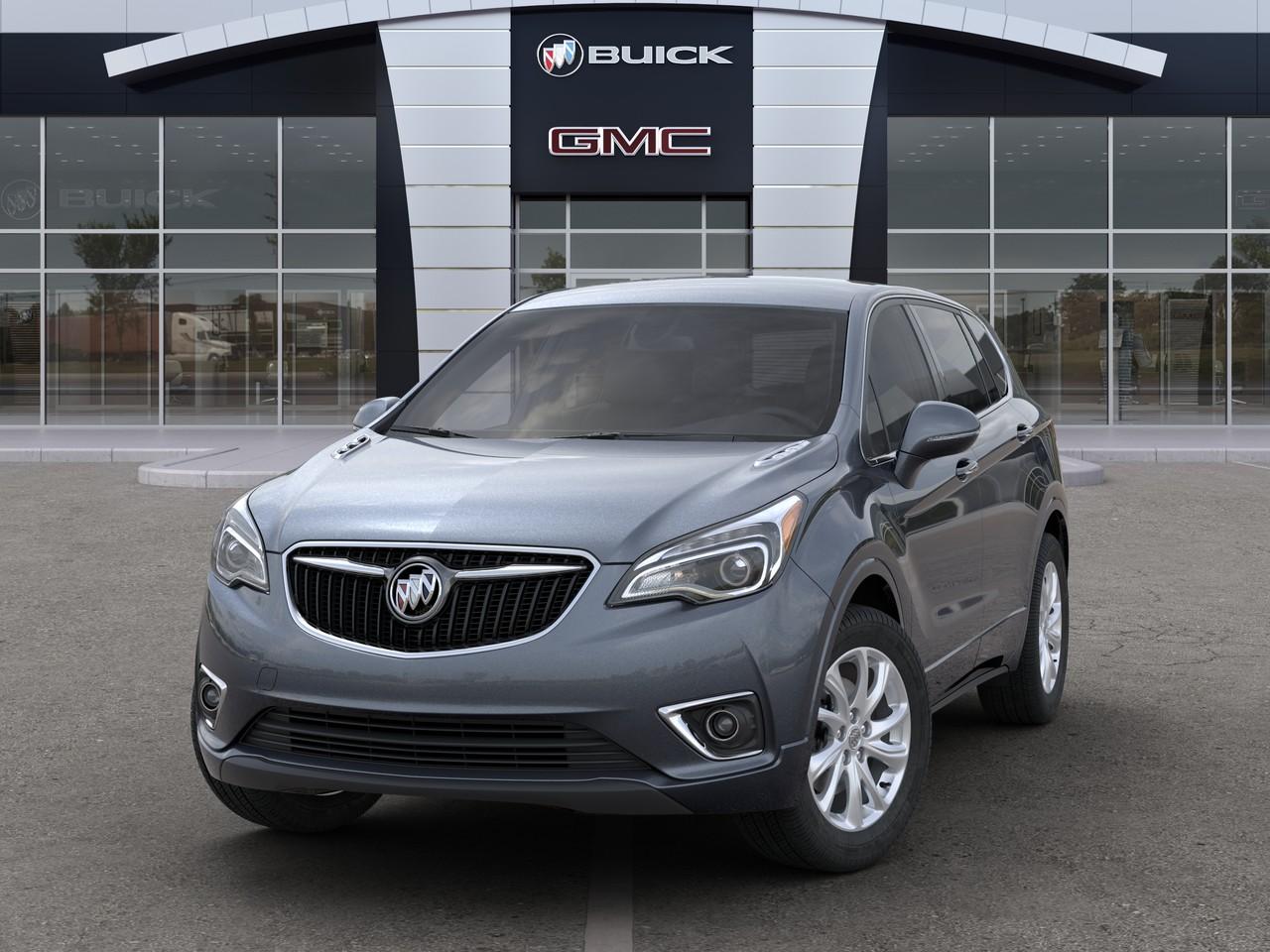 Demo 2020 Buick Envision Preferred Group All Wheel Drive SUV