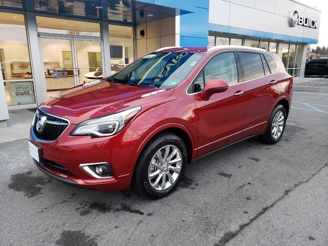2020 Buick Envision Essence Group Crossover