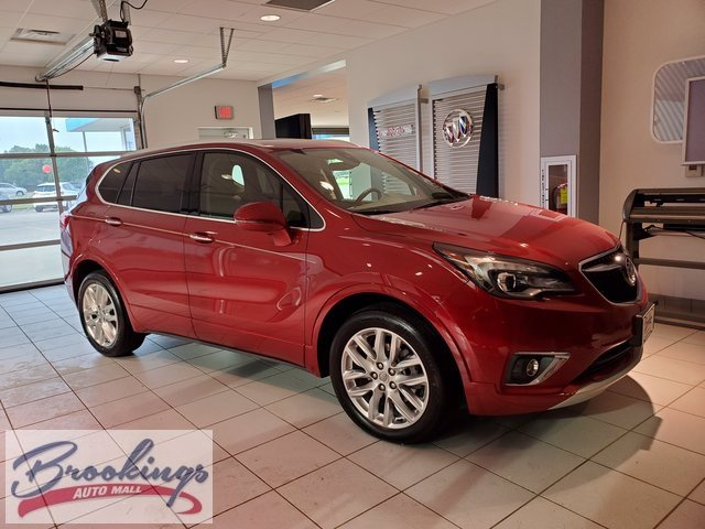 Pre-Owned 2019 Buick Envision Premium All Wheel Drive Crossover