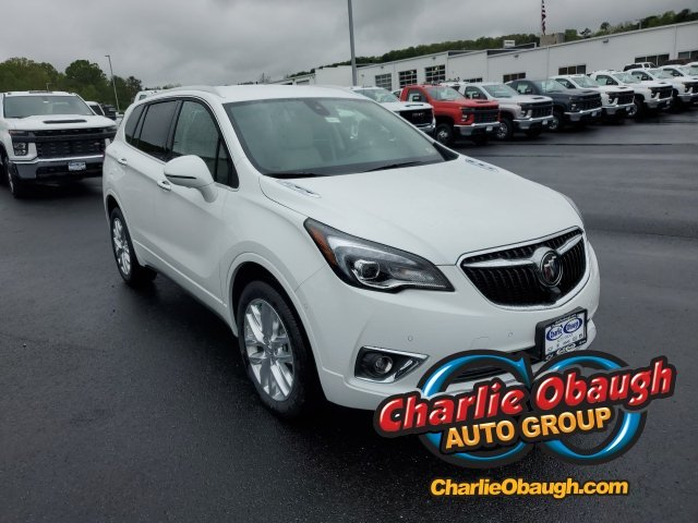 New 2020 Buick Envision Premium II All Wheel Drive Crossover