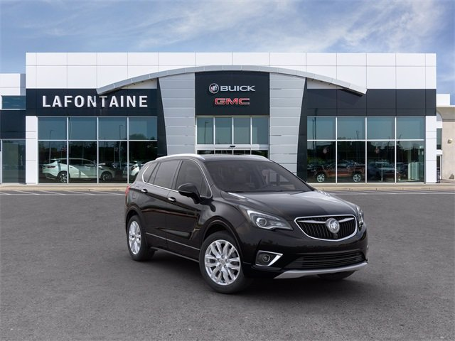 New 2020 Buick Envision Premium II ALL WHEEL DRIVE SUV